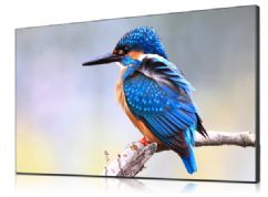 "55"" Super Narrow Bezel High Brightness Tiling Video Wall Display"